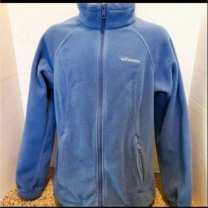 Colombia Jacket Blue Size Small women's